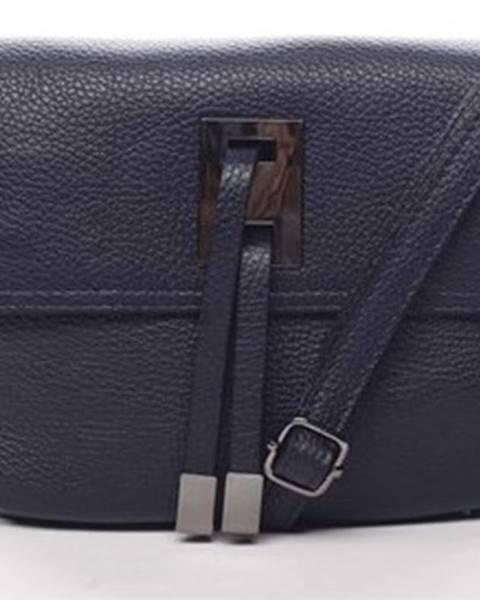 Modrá kabelka ITALY