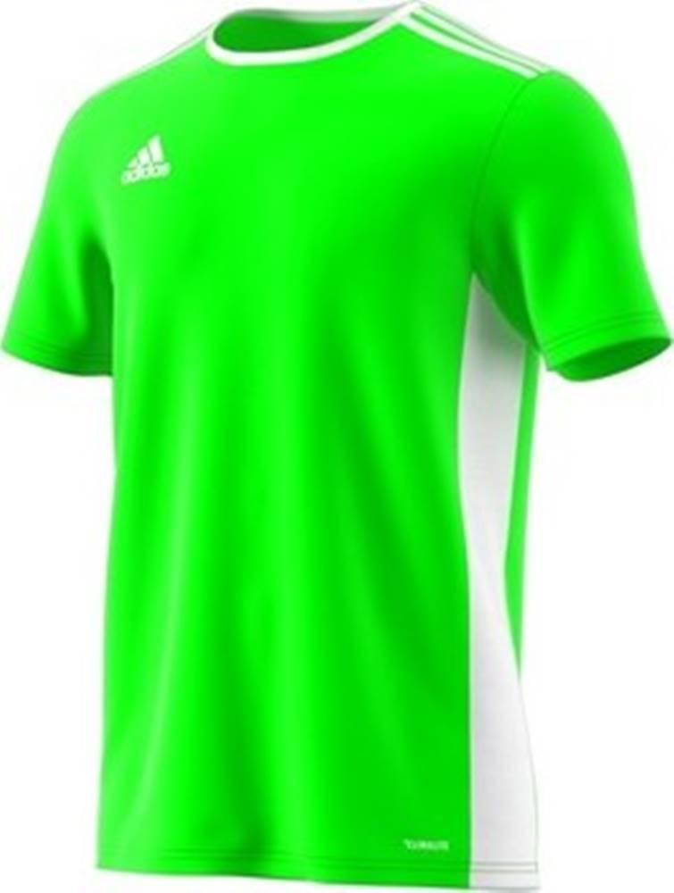 adidas adidas Trička s krátkým rukávem Entrada 18 Zelená