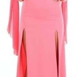 Soani Společenské šaty 701908 Růžová