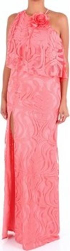 Soani Soani Společenské šaty 901914 Béžová