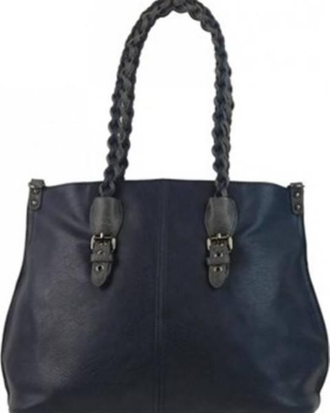 Modrá kabelka BELLA BELLY