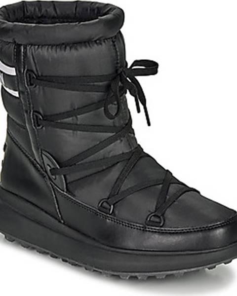Černé boty helly hansen