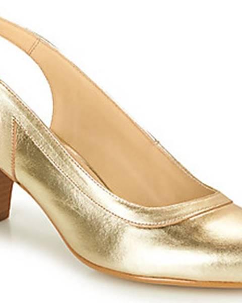 Žluté boty So Size