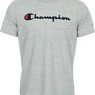 Champion Trička s krátkým rukávem Crewneck T-Shirt