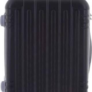Ormi Kufry pevné Moderní černý skořepinový cestovní kufr - Dopp S Černá