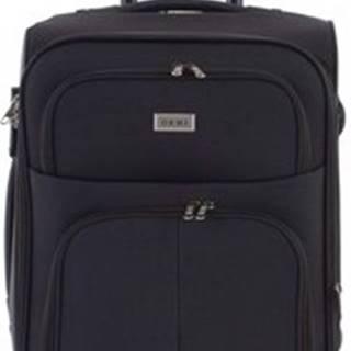 Ormi Kufry textil Cestovní kufr tmavě šedý - Tessa L
