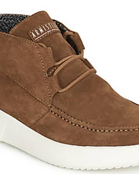 Hnědé boty Armistice