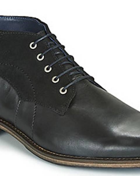 Černé boty Casual Attitude