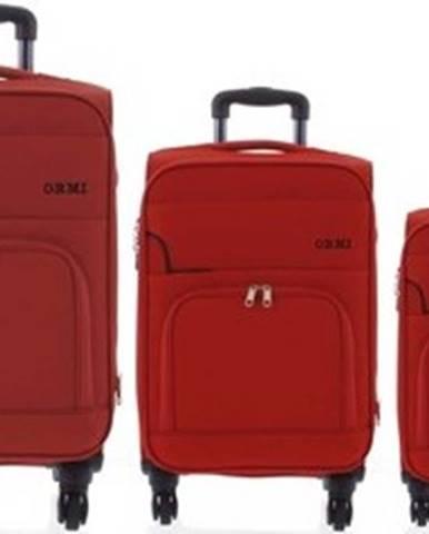 Kufry, zavazadla Ormi