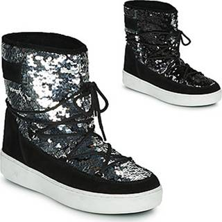 Moon Boot Zimní boty MOON BOOT PULSE MID DISCO Černá