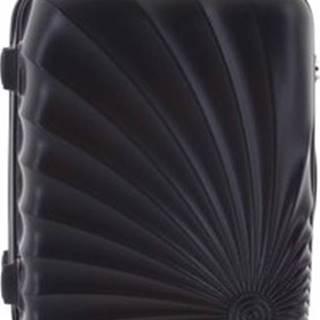 Ormi Kufry pevné Originální pevný cestovní kufr černý - Sheli L Černá