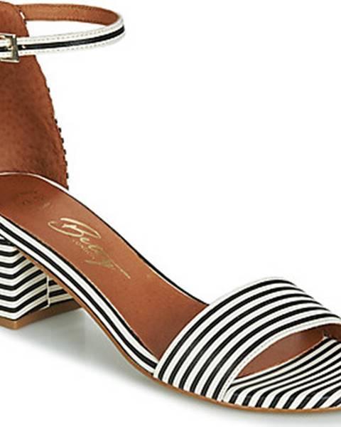 Bílé sandály Betty London