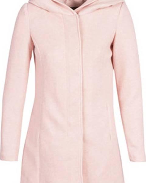 Růžová bunda vero moda