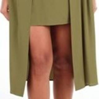 Grifoni Krátké sukně GE2500024 Zelená