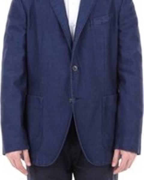 Modrá bunda Boglioli