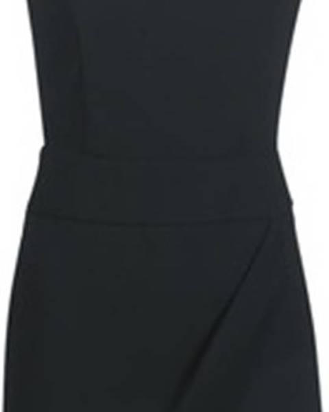 Černé šaty Ikks