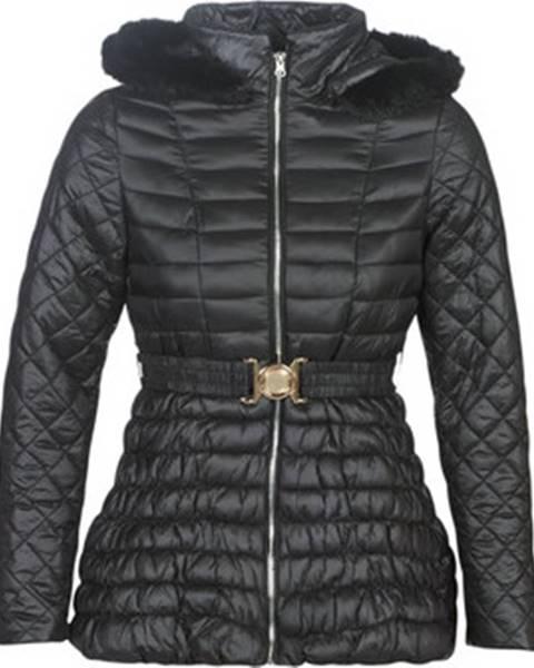 Černá bunda Moony Mood