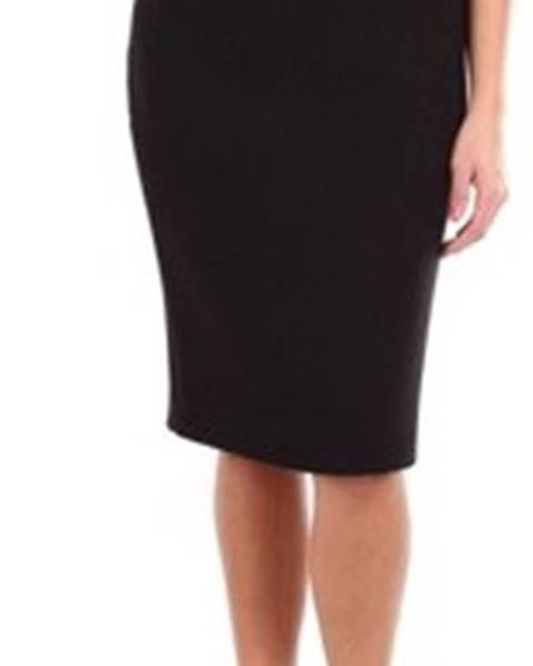 Černá sukně Moschino