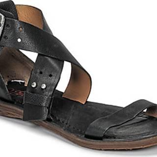 Airstep / A.S.98 Sandály RAMOS CROISE Černá
