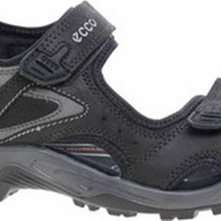 Ecco Sandály Pánské sandály Offroad 82212456340 black-dark shadow Černá