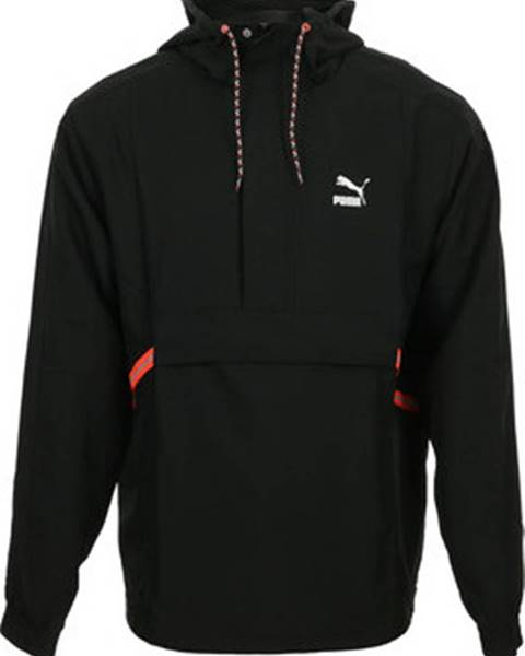 Černá bunda puma