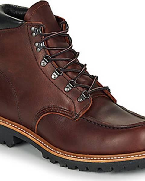 Hnědé boty Red Wing