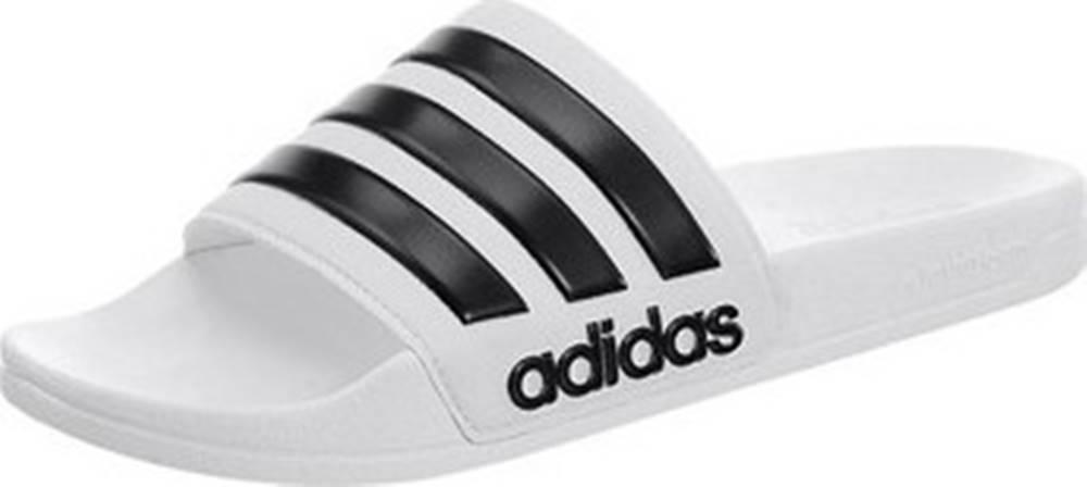 adidas adidas pantofle Adilette Cloudfoam ruznobarevne