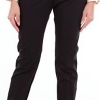 Seventy Oblekové kalhoty PT0774500061 Černá