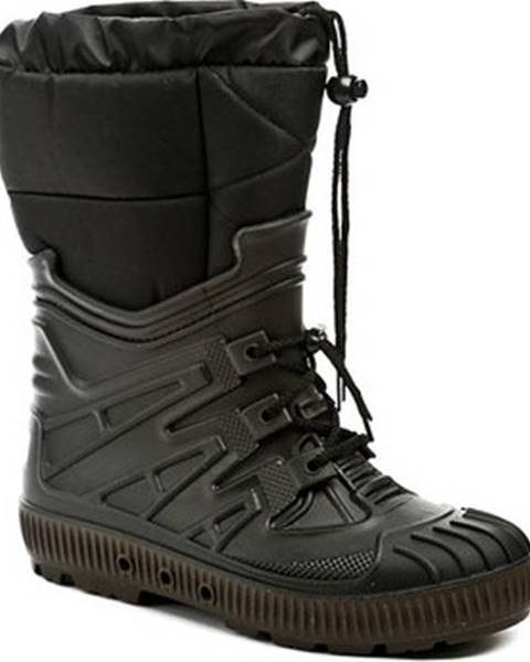 Černé boty ITALY