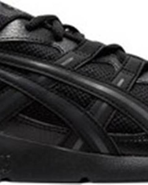 Černé tenisky Asics