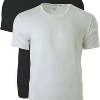 Calvin Klein Jeans Trička s krátkým rukávem 2PAK ruznobarevne