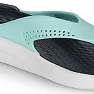 Crocs Žabky LITERIDE FLIP Modrá