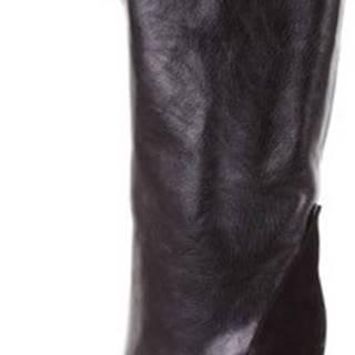 Givenchy Kozačky BE700GE05L Černá