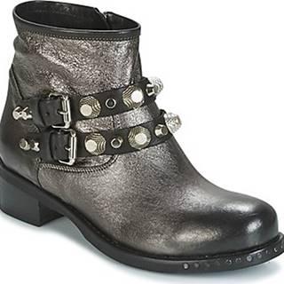 Mimmu Kotníkové boty BERLO