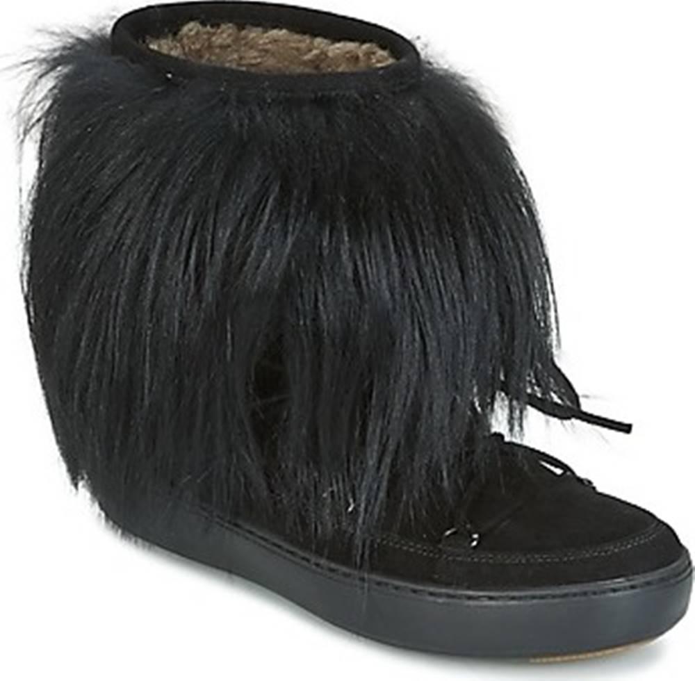 Moon Boot Moon Boot Kotníkové boty MOON BOOT PULSE CHALET Černá