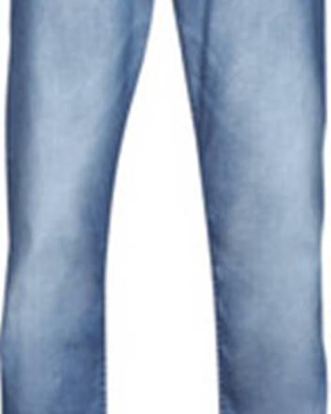 Modré kalhoty Kaporal