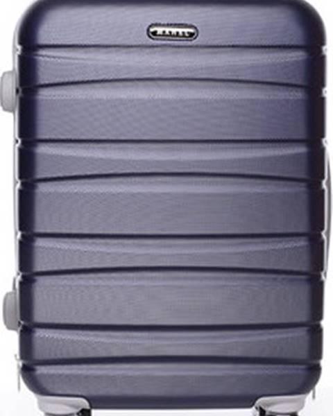Modrý kufr Mahel