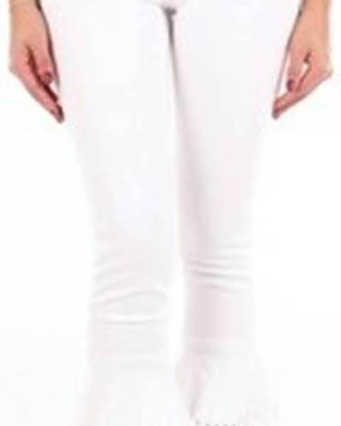 Bílé kalhoty MICHAEL Michael Kors