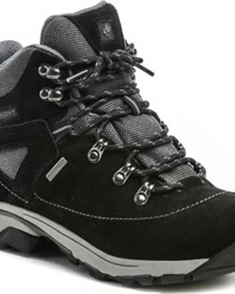 Černé boty Vemont