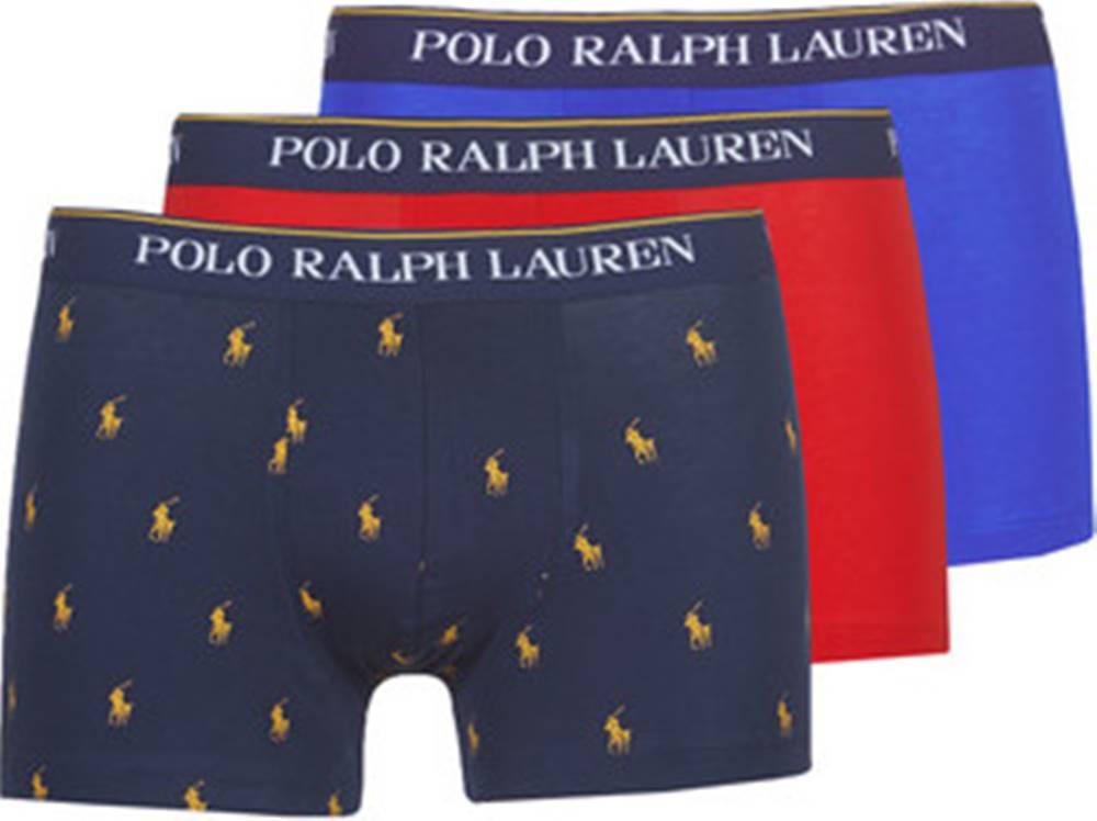 Polo Ralph Lauren Polo Ralph Lauren Boxerky CLSSIC TRUNK-3 PACK-TRUNK Modrá