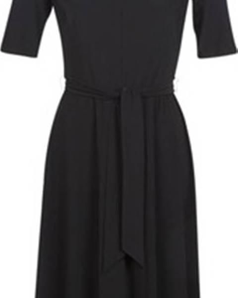 Černé šaty lauren ralph lauren