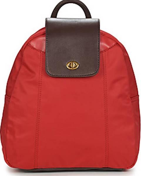 Červený batoh Moony Mood