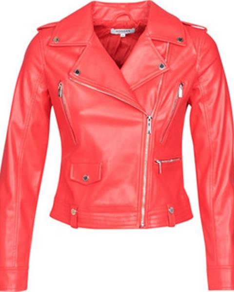Červená bunda Morgan