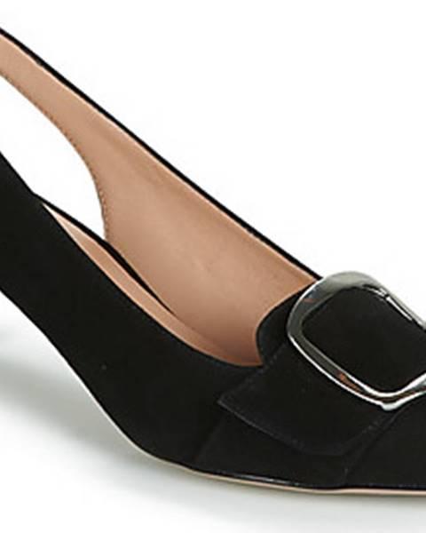 Černé boty Unisa