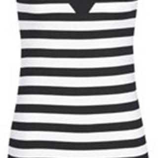 Guess Krátké šaty KIMBERLY Černá