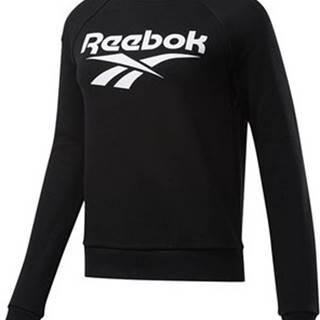 Reebok Sport Mikiny Classics Vector Crew Černá