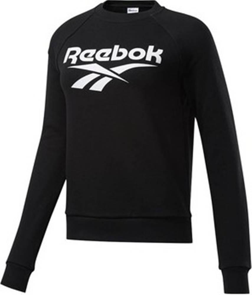 Reebok Sport Reebok Sport Mikiny Classics Vector Crew Černá