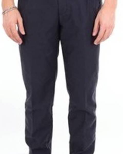 Modré kalhoty Incotex
