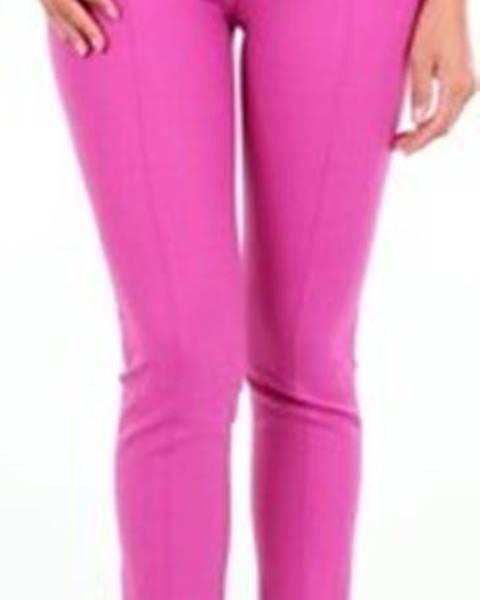 Fialové kalhoty Pto5