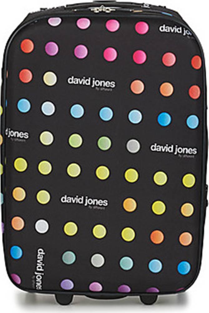 David Jones David Jones Kufry textil BALIBO PM ruznobarevne
